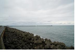 謙信 糸魚川 海2